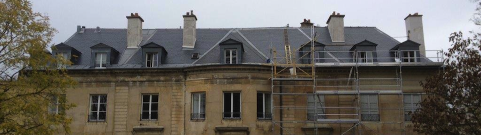 Hôtel particulier Versailles (78)